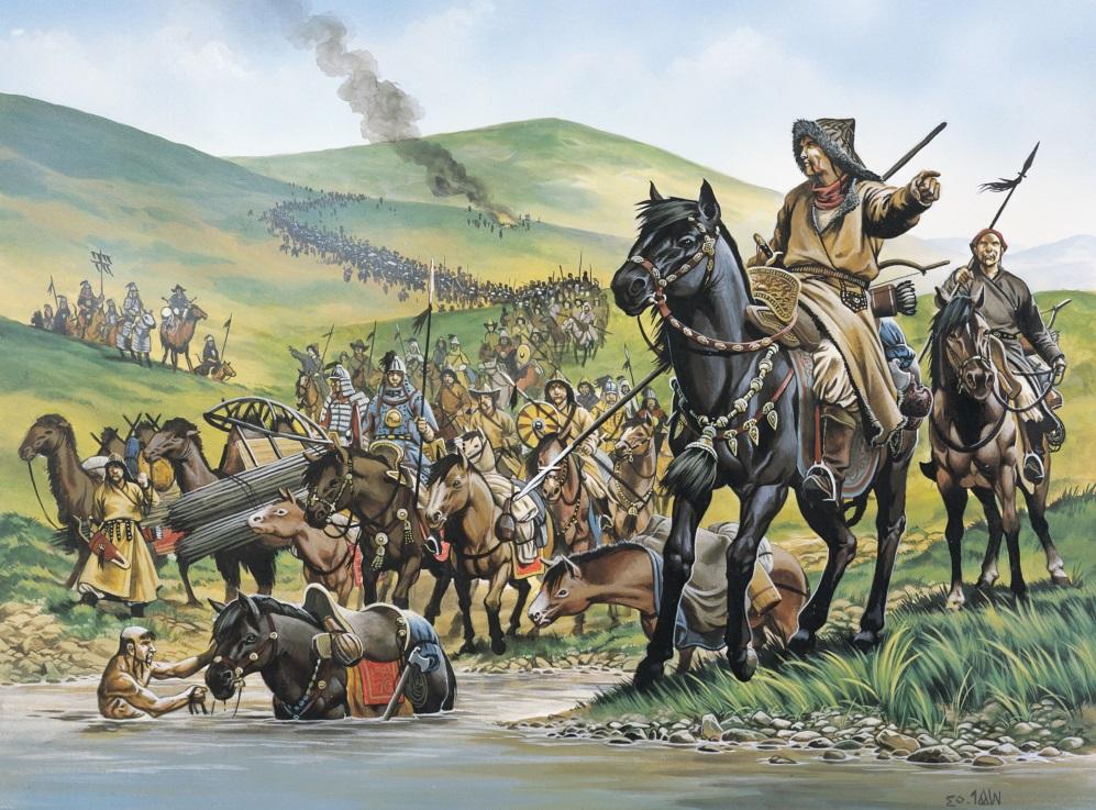 Budaya Bangsa Mongol