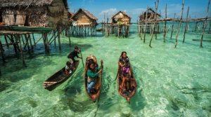 Memahami suku Budaya Asal Bajau Negara Yang Tidak Memiliki Identitas