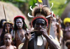 Belajar Sejarah Budaya Asal Papua Nugini