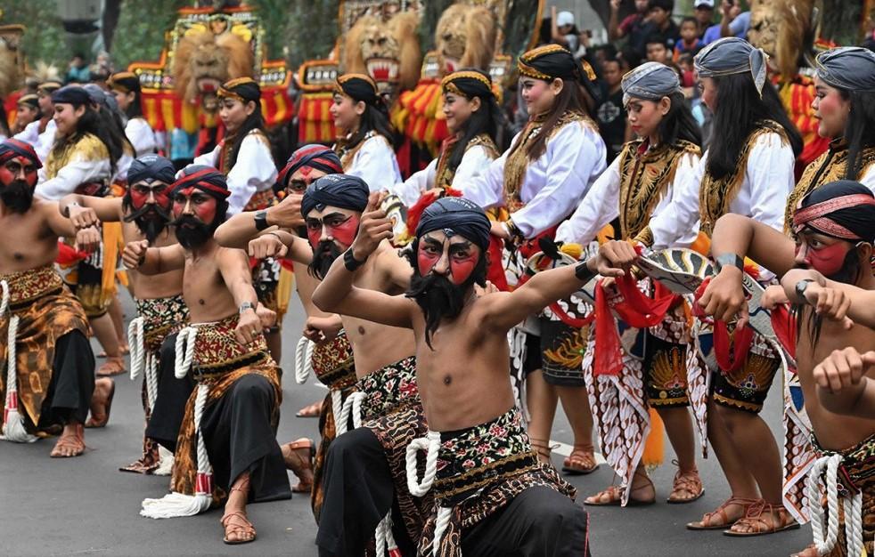 Di Indonesia Banyak Sekali Budaya Yang Sangat Unik